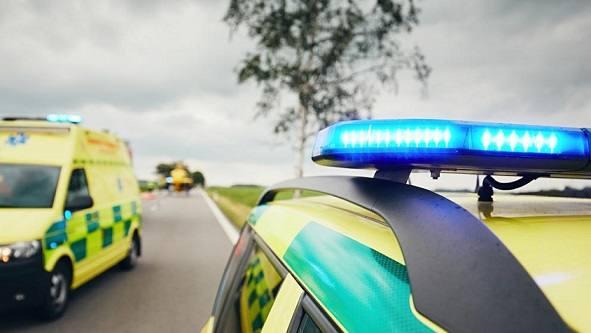 Cambio luces vehículos emergencia