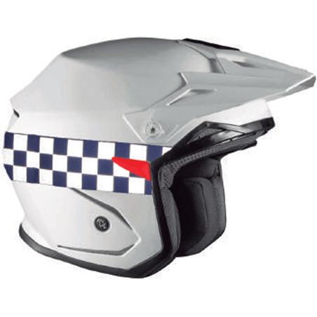 casco moto policia local malaga