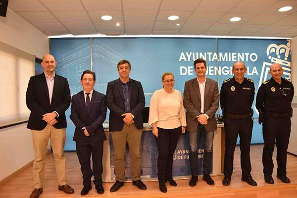 Convenio JUMA - Ayto. Fuengirola