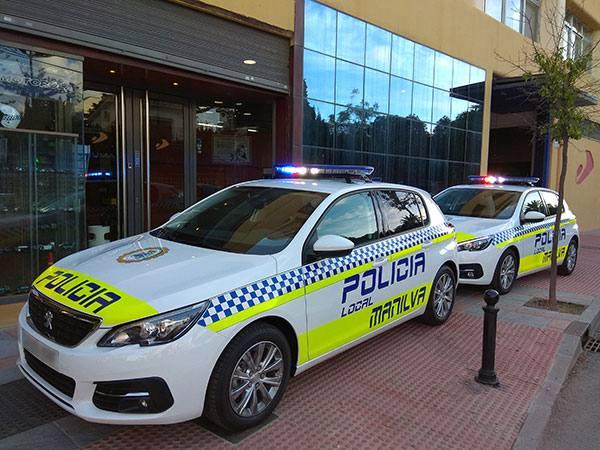 Peugeot 308 Policía Local
