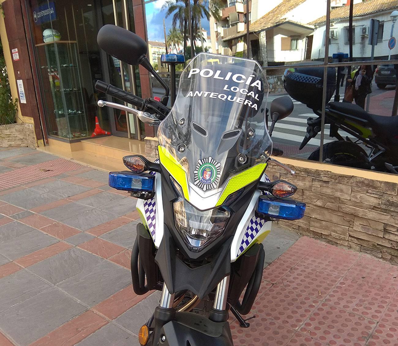 Policía Local Antequera