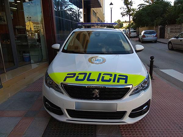 Policía Manilva