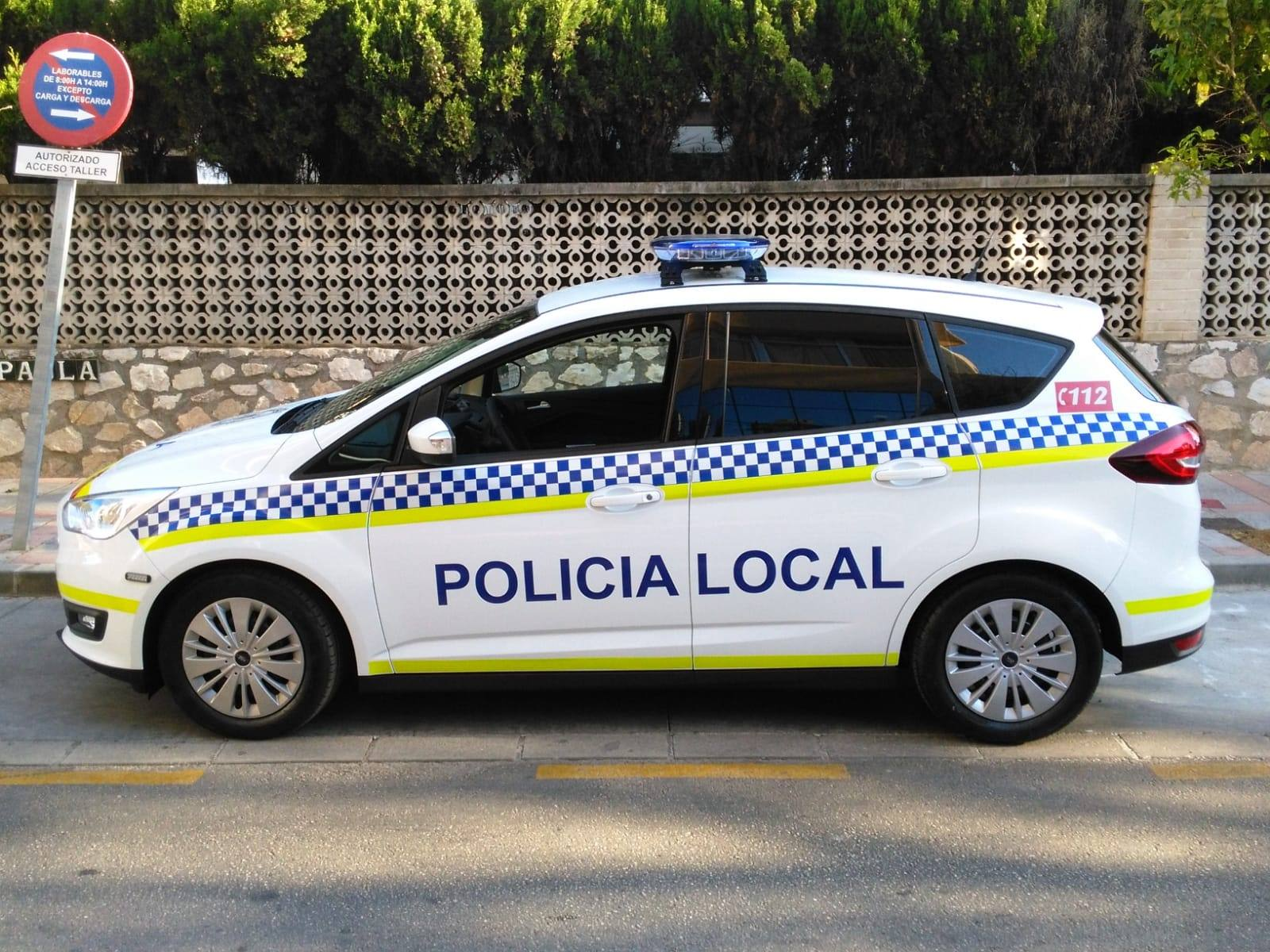 Vehículos Policia Local Benahavis