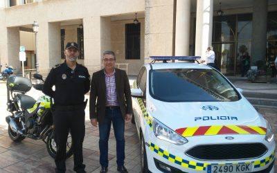 Nuevos vehículos para la Policía Local del Rincón de la Victoria.