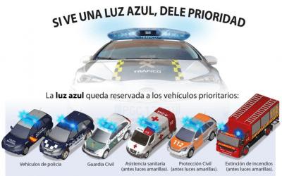 Adapta la iluminación de tus vehículos de emergencia a la nueva normativa