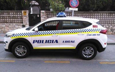 JUMA transforma un nuevo vehículo a la Policía Local de Fuente de Piedra