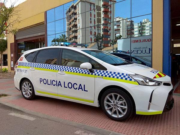 El Ayuntamiento de Priego de Córdoba renueva el parque móvil de la Policía Local con la incorporación de 3 nuevos vehículos