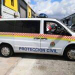 Vehículo para Protección Civil Algeciras