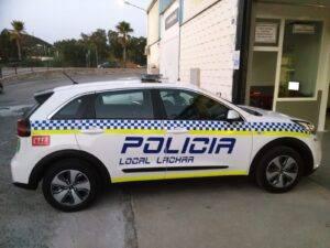 Vehículos Policía Local Láchar