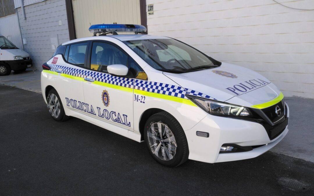 Nuevo vehículo patrullero para la Policía Local de Tarifa