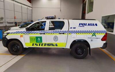 JUMA realiza la transformación de vehículos para la Policía Local y Protección civil de Estepona