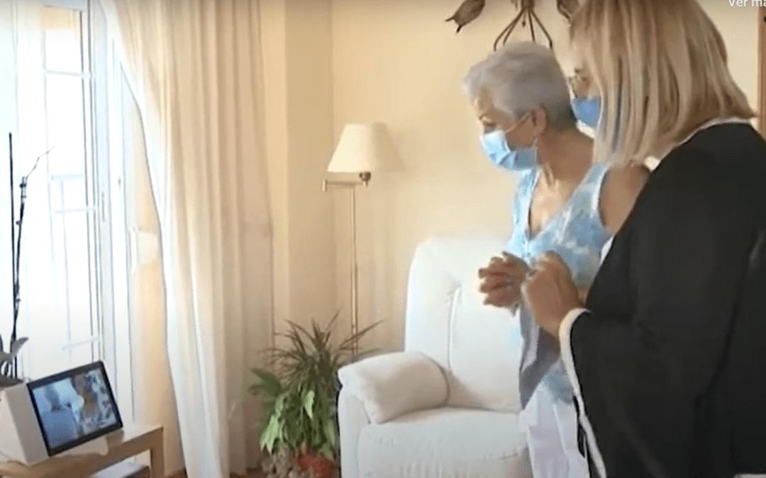 JUMA pone en marcha un asistente digital para personas mayores
