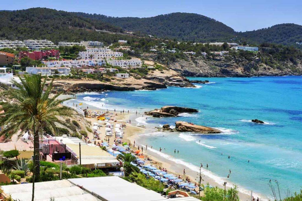Control de aforo en playas