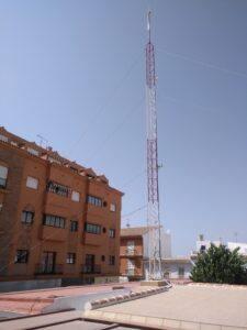 Renting de un sistema de radiocomunicaciones digitales